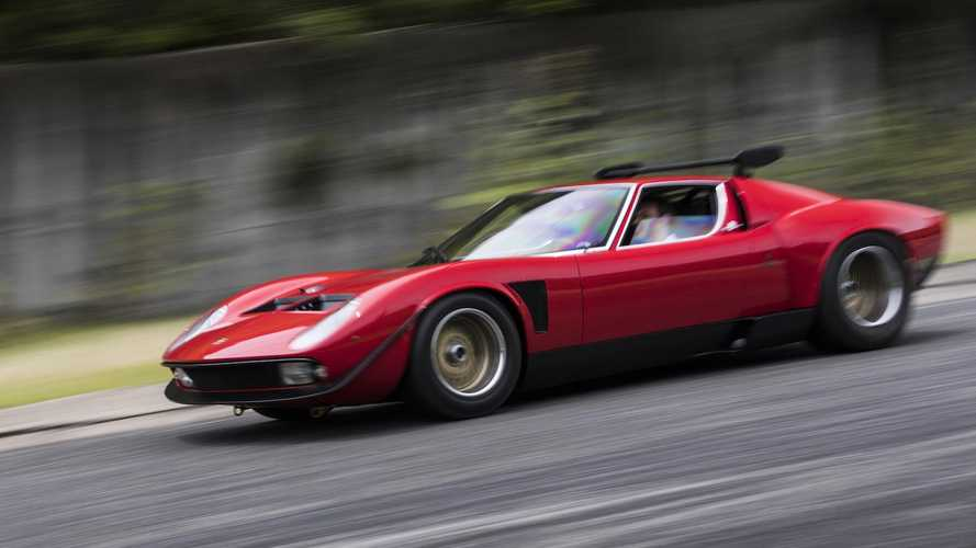 The ultimate Lamborghini Miura returns!