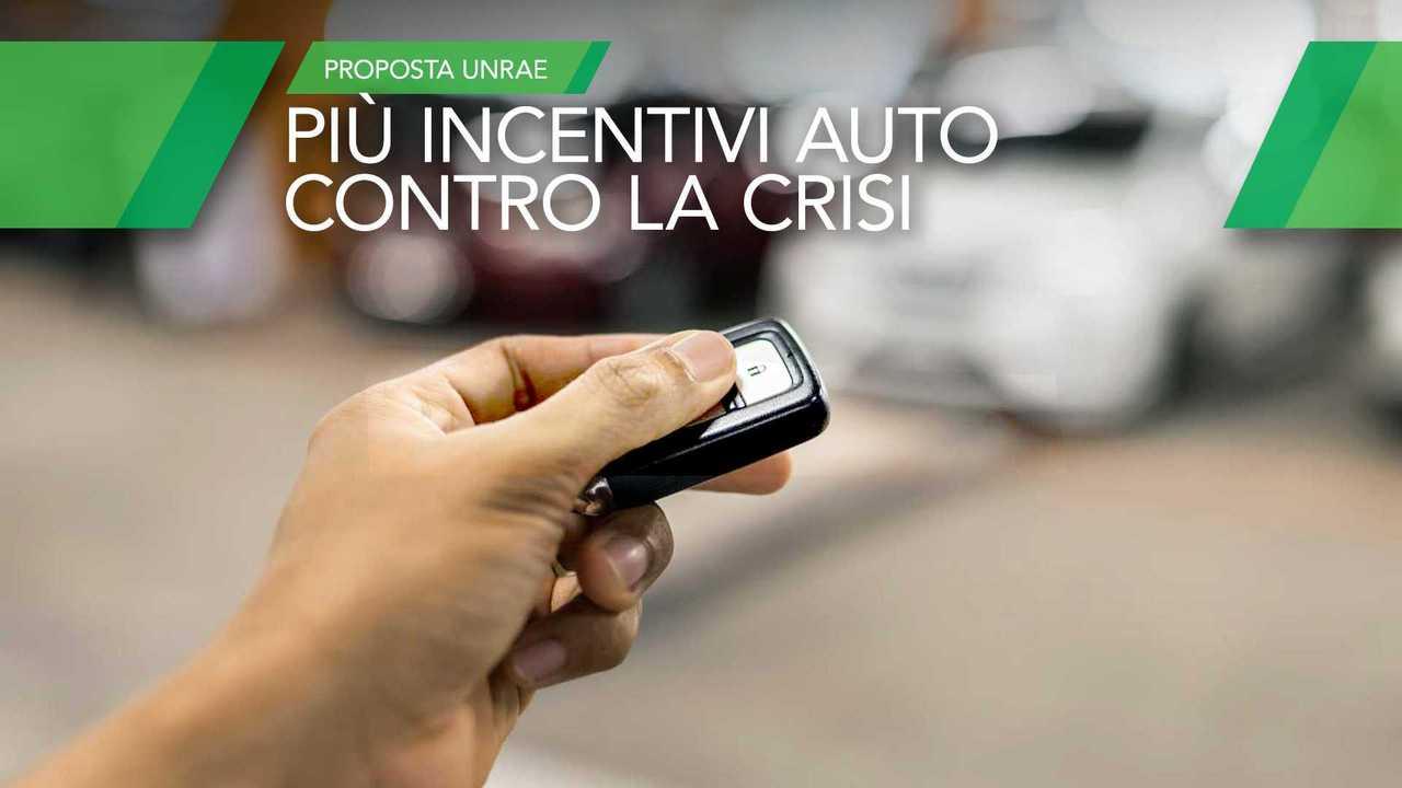 Incentivi auto unrae