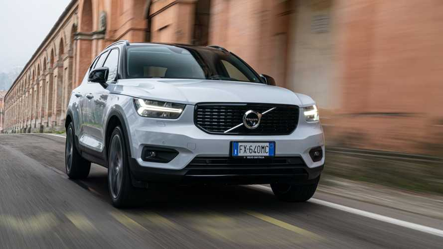 Volvo XC40 Recharge T5 Plug-in Hybrid: 45 km in full electric