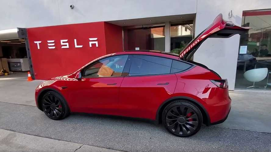 Tesla Touchless Delivery Easy, But It's Leading To Need For Service