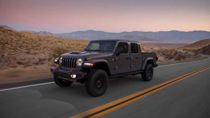 Jeep Gladiator'e de plug-in hibrit versiyon gelecek!