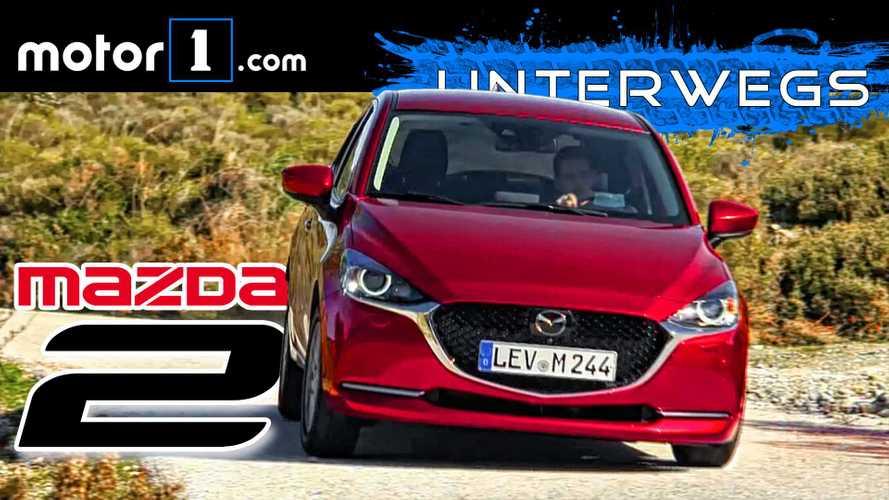 Video: Der neue Mazda 2 im Test - überraschend aufregend