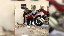 Stolen Ducati Panigale V4R