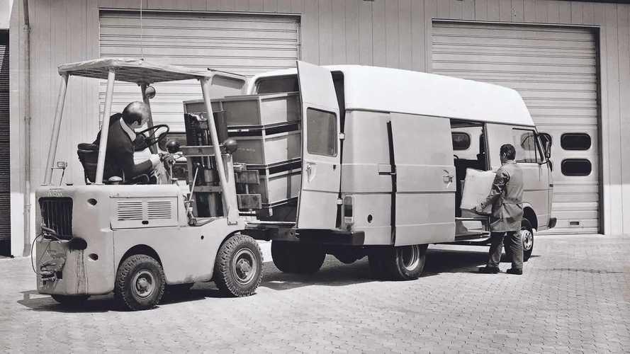 Volkswagen LT, lo storico large van