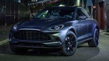 Aston Martin DBX: Personalisierung durch