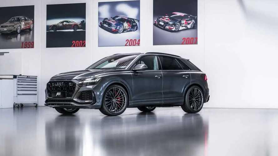 2020 Audi RS4 Avant, RS6 Avant, RS7 Sportback, RS Q8 by ABT