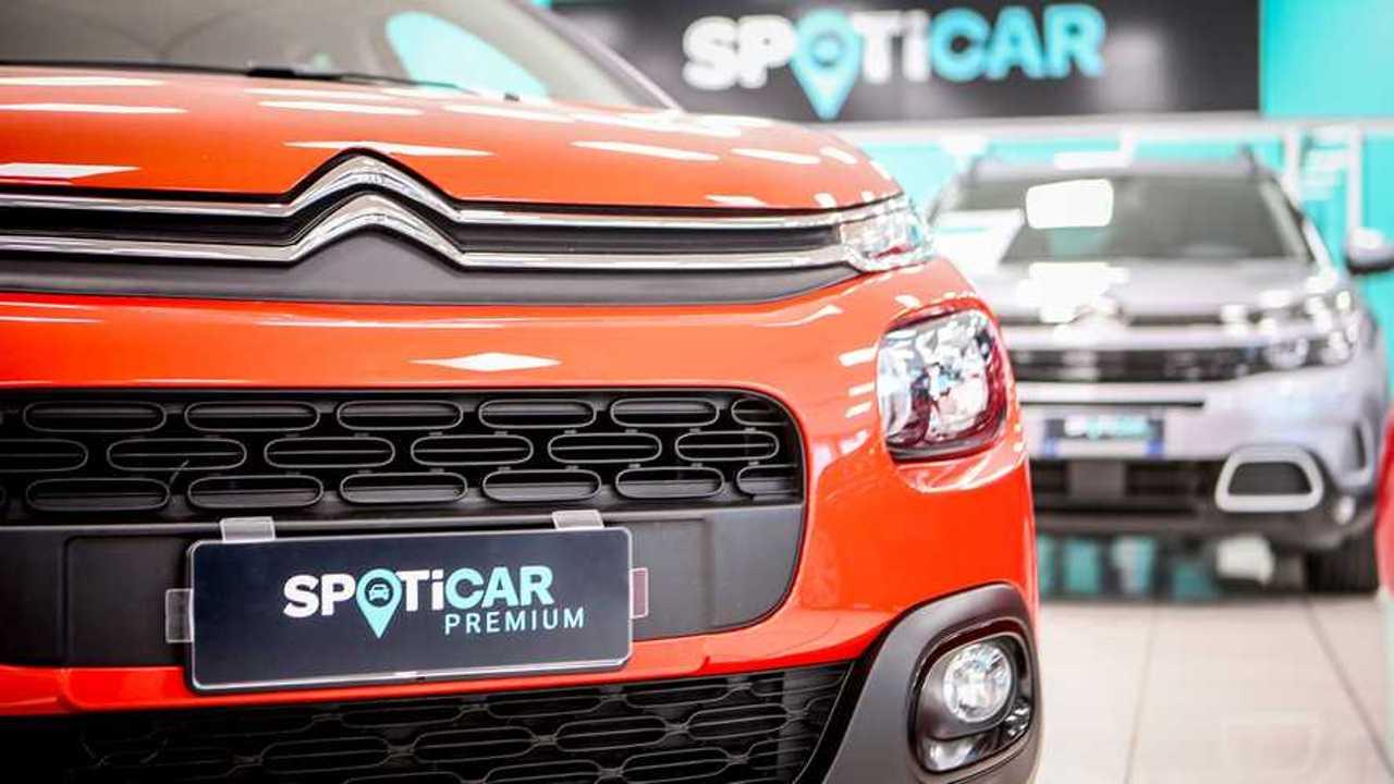 Spoticar, il sito PSA dell'usato garantito