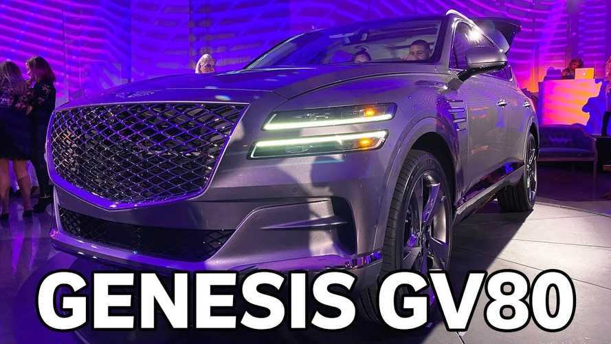 2021 Genesis GV80: A Detailed Look At The New Luxury SUV