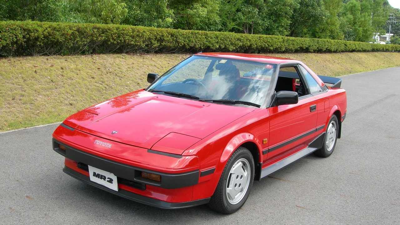 Toyota Mr2 Mk1 Buying Guide
