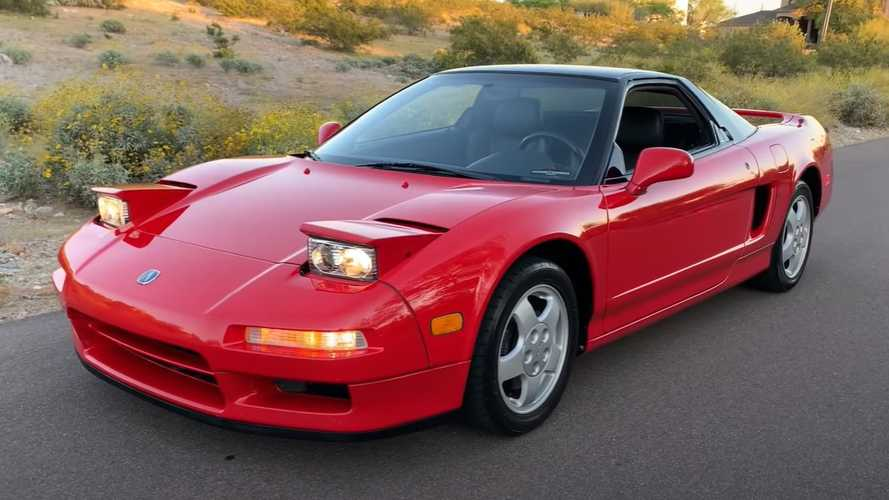 Owner Of High-Mileage Acuras Also Has This Mint 116,000-Mile NSX