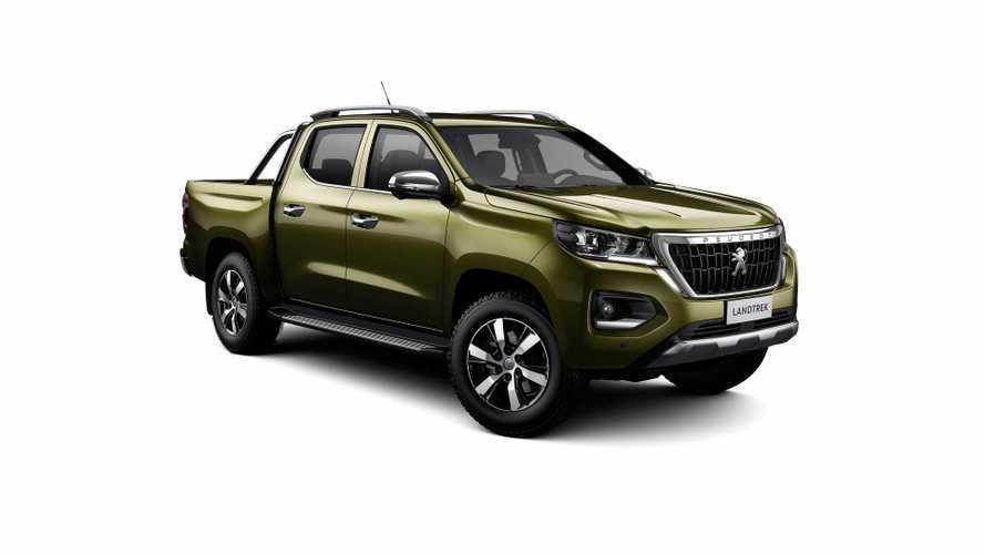 Peugeot Landtrek (2020): Pick-up-Überraschung