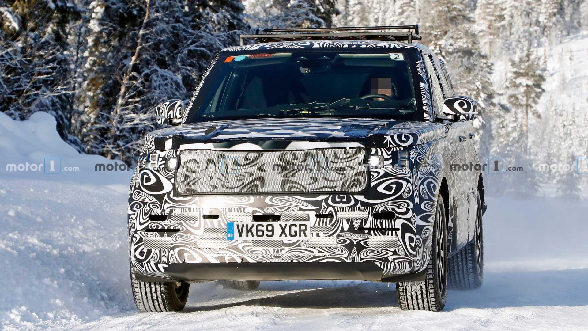 2021 Range Rover Sport 17