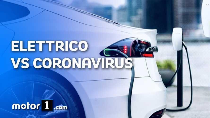 Cosa rischia l'Auto Elettrica dopo il Coronavirus