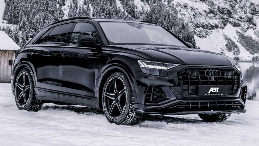 ABT-tuned Audi SQ8 looks like Darth Vader's SUV