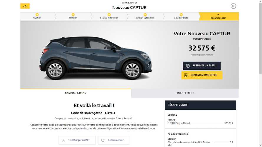 Renault Captur E-Tech Plug-In Hybrid Will Start At €32,575