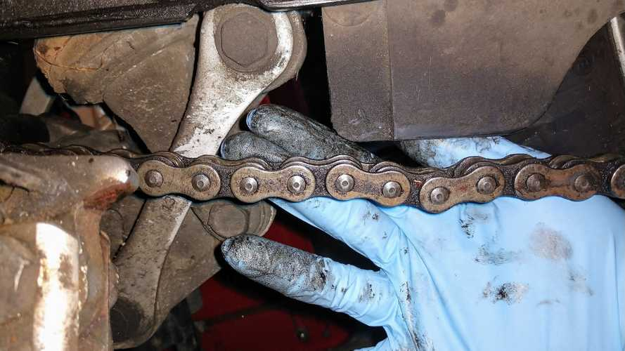 How To Know When To Replace Your Motorcycle Chain