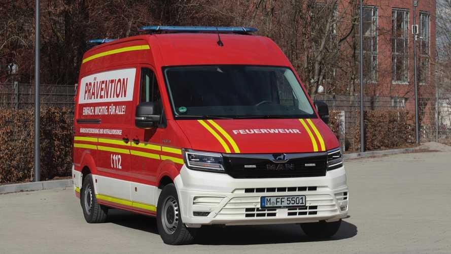 MAN Trucks a Interschutz 2020 la fiera dei veicoli per le emergenze