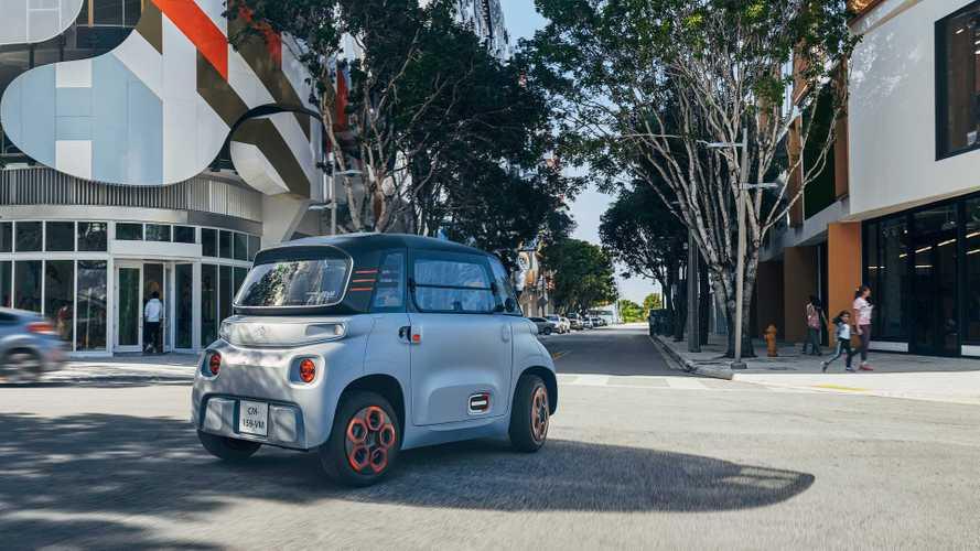 El Citroën Ami es un éxito: 200 pedidos en una semana