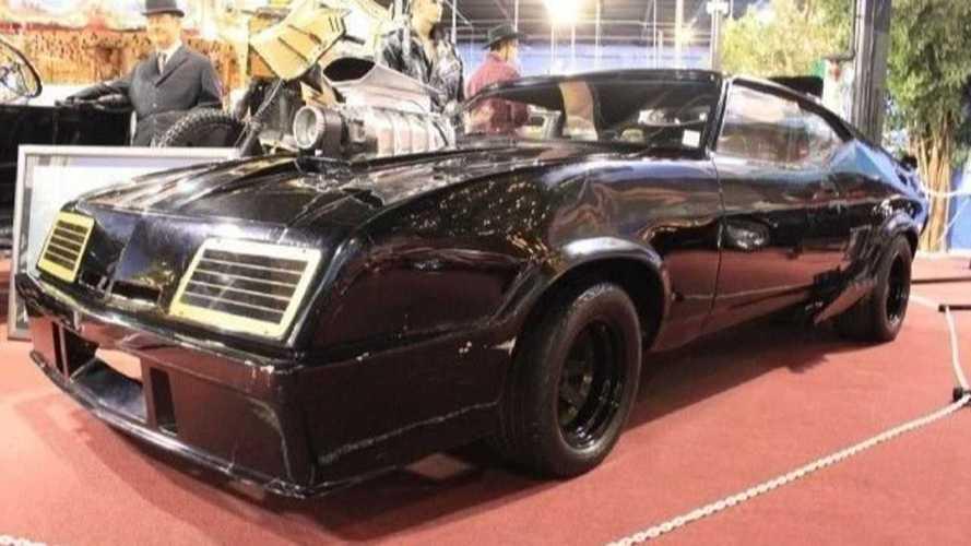 Mad Max'in ikonik 74 model 'Interceptor' Ford Falcon'ı satışta