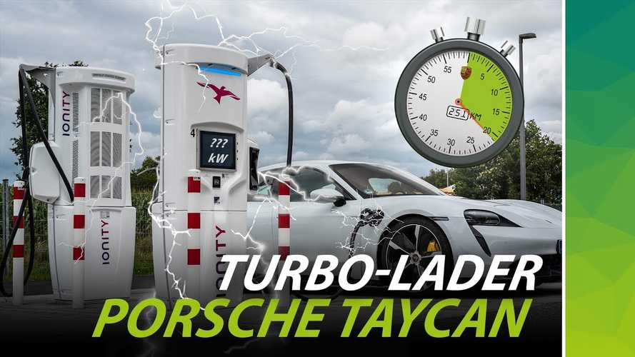 Tesla Model 3 Vs Porsche Taycan: Real-World Charging Speed Compared