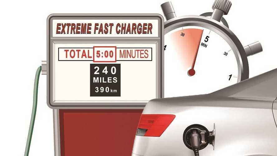 Enevate, la batteria che ricarica auto e moto in 5 minuti