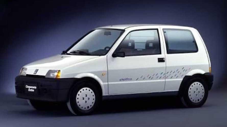 Collection: Você sabia que o Fiat 500 já teve versão elétrica antes?