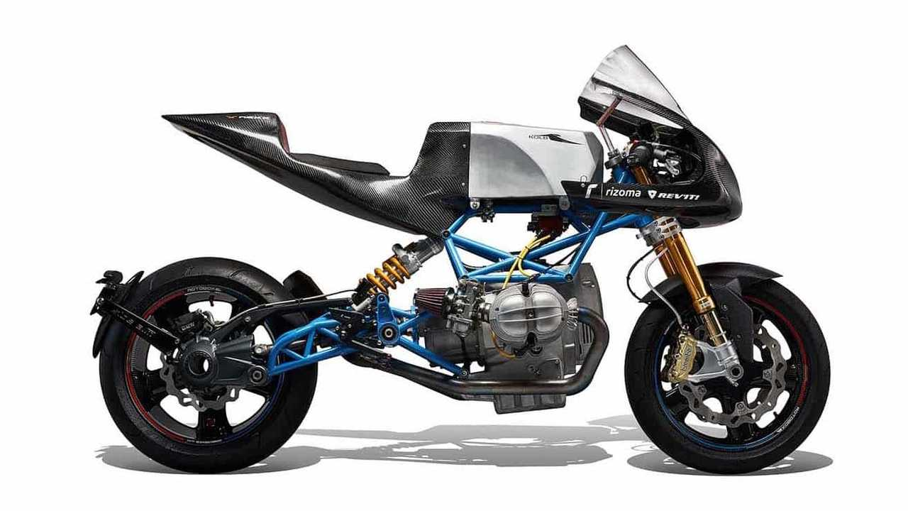 Battle of the Twins Racer: 1976 BMW R90/6