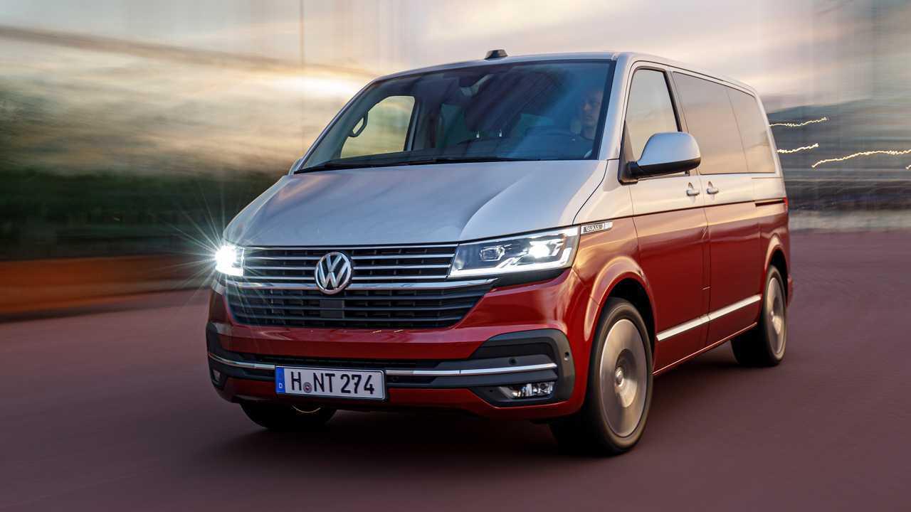 VW Multivan 2.0 TDI: 16,3 Sekunden