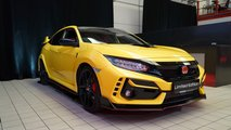 honda civic typer limited edition