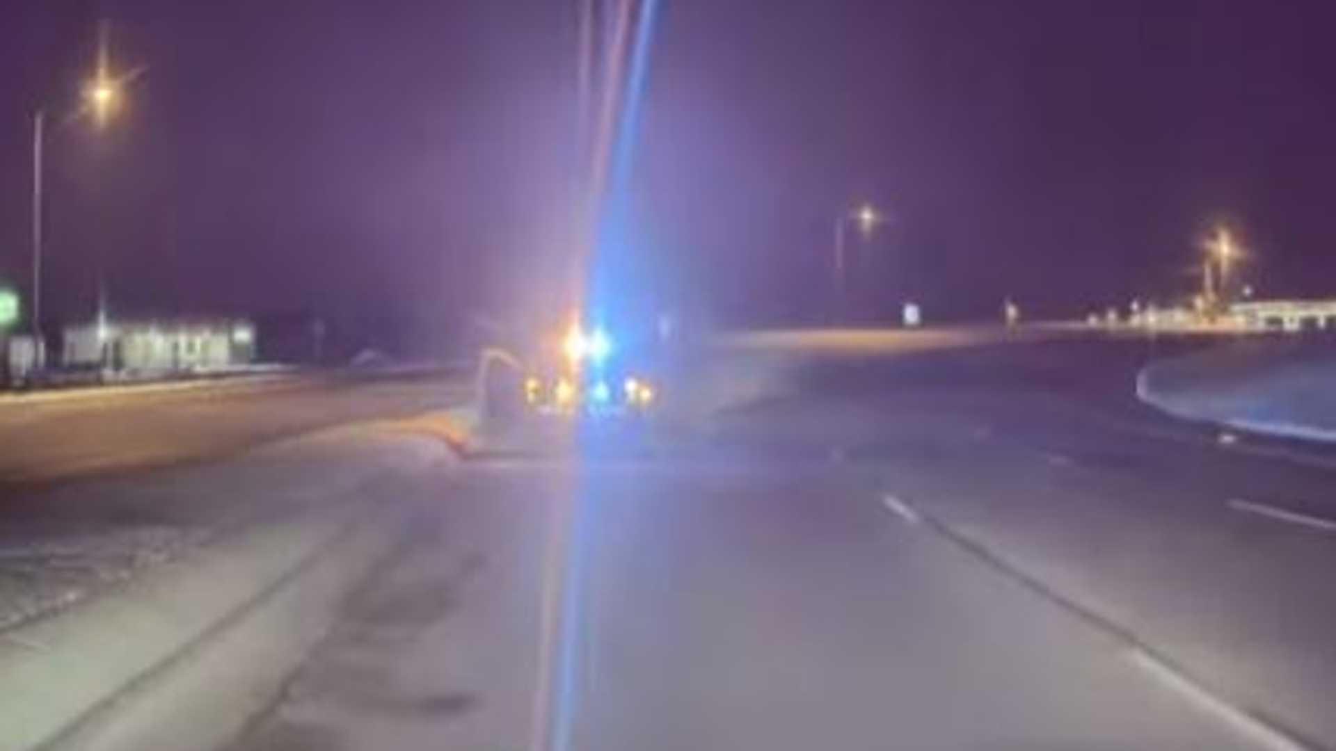 Watch Tesla Model 3 Chase Hit & Run Driver Until Police Intervene