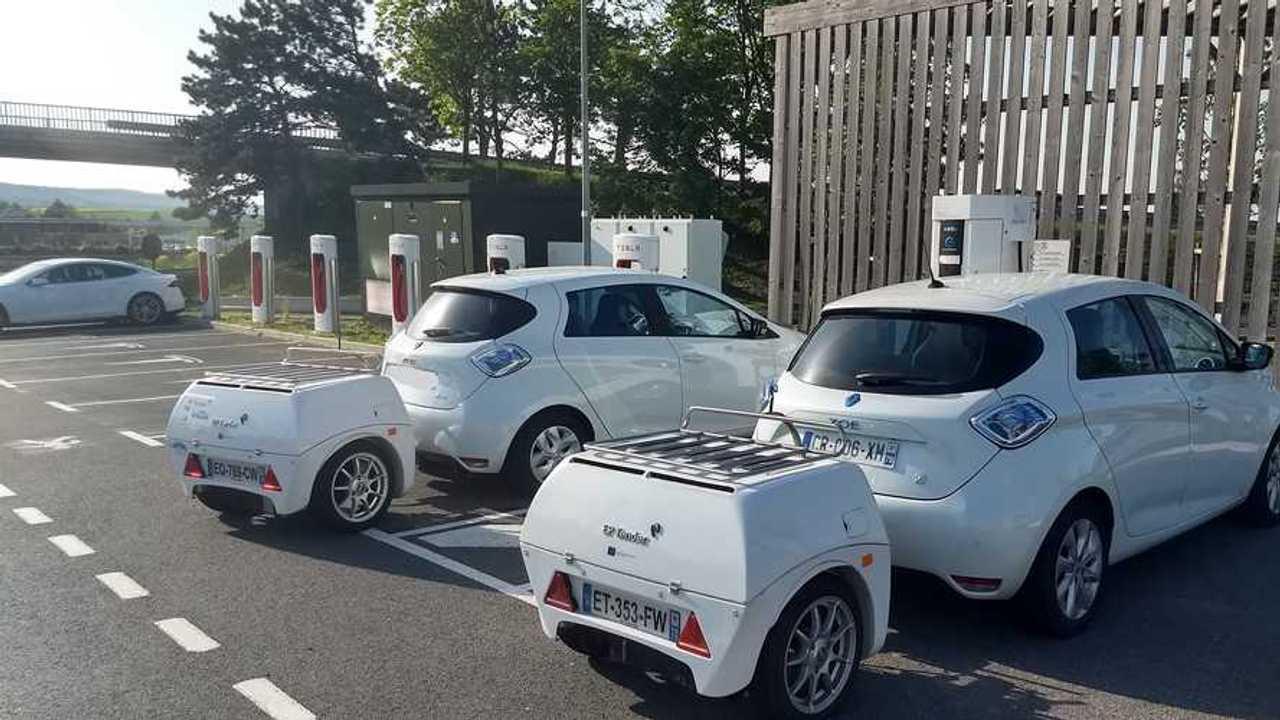 Ep Tender Renault Zoe