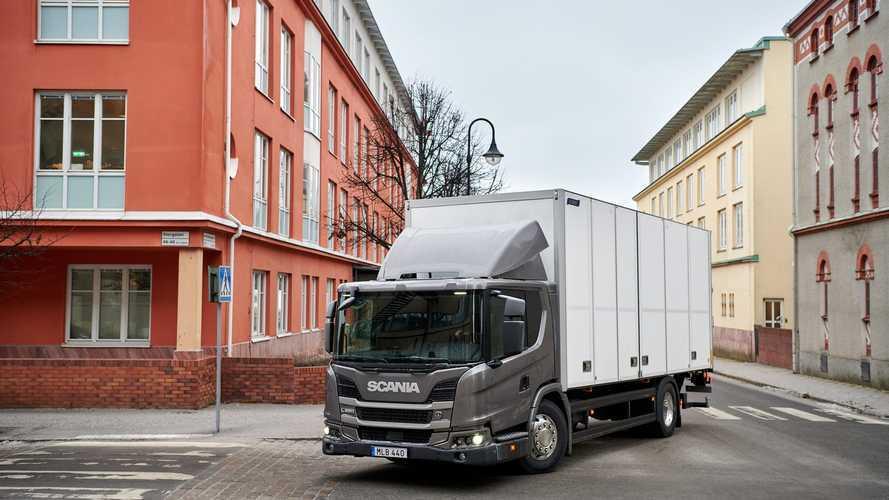 Scania Serie L disponibile anche con il motore 7 litri
