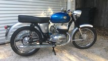 bultaco mercurio restored auction running