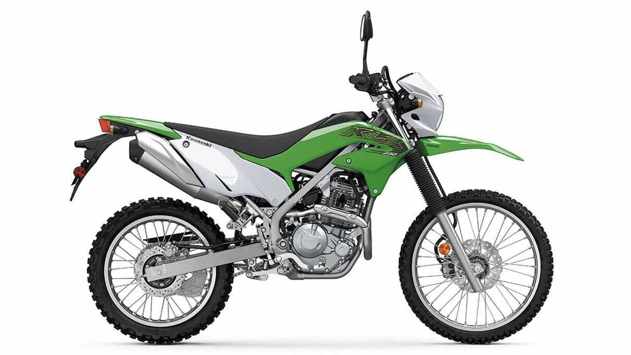 2020 Kawasaki KLX 230 And KLX 230R