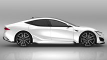 Tesla Model S rederkép