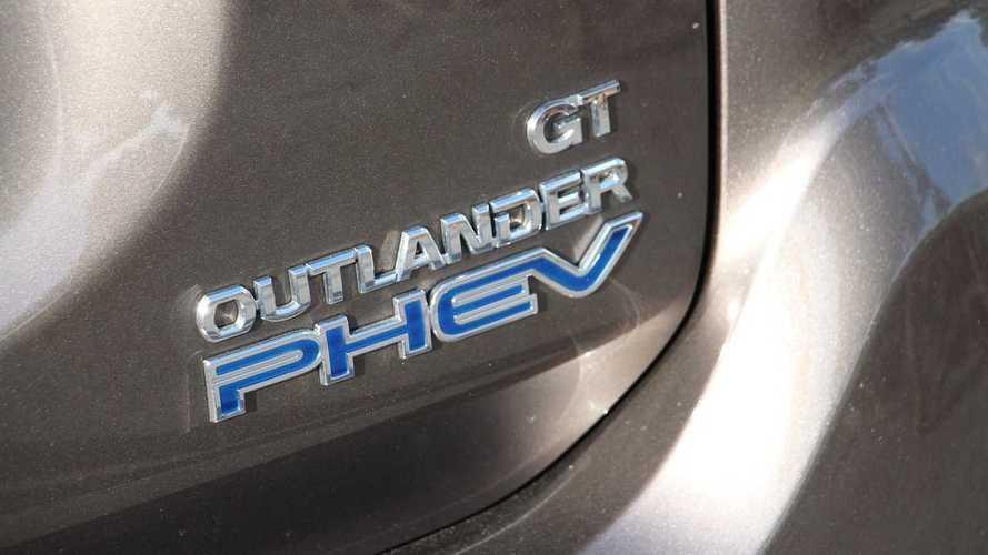 2021 Mitsubishi Outlander PHEV, daha yüksek gücüyle gelecek