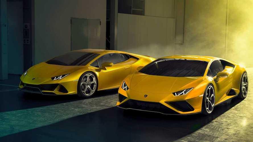 Названы российские цены на новейший суперкар Lamborghini