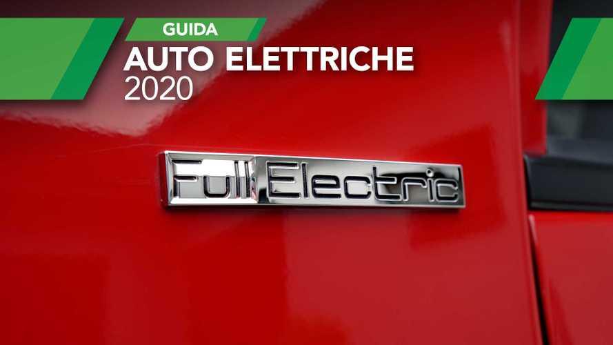 Auto 2020, tutte le nuove elettriche in arrivo