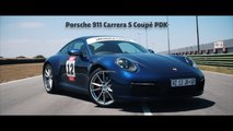 2020 Porsche 911 Carrera 4s vs Mercedes-AMG GT63S race