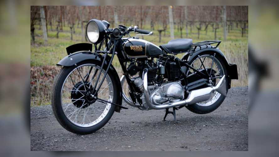 This No Reserve 1933 Rudge Ulster Can Be Yours Right Now