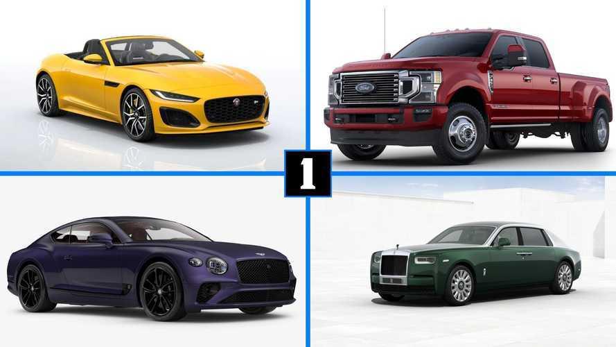 10 configurateurs pour trouver la voiture de vos rêves (et passer le temps)
