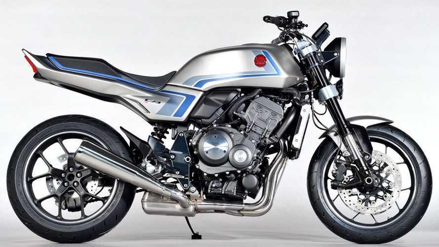Honda CB-F Concept, la retrò-naked che si ispira alla CB900F