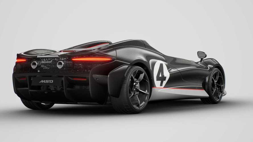 Угроза штрафов сделает экзотический McLaren еще эксклюзивнее