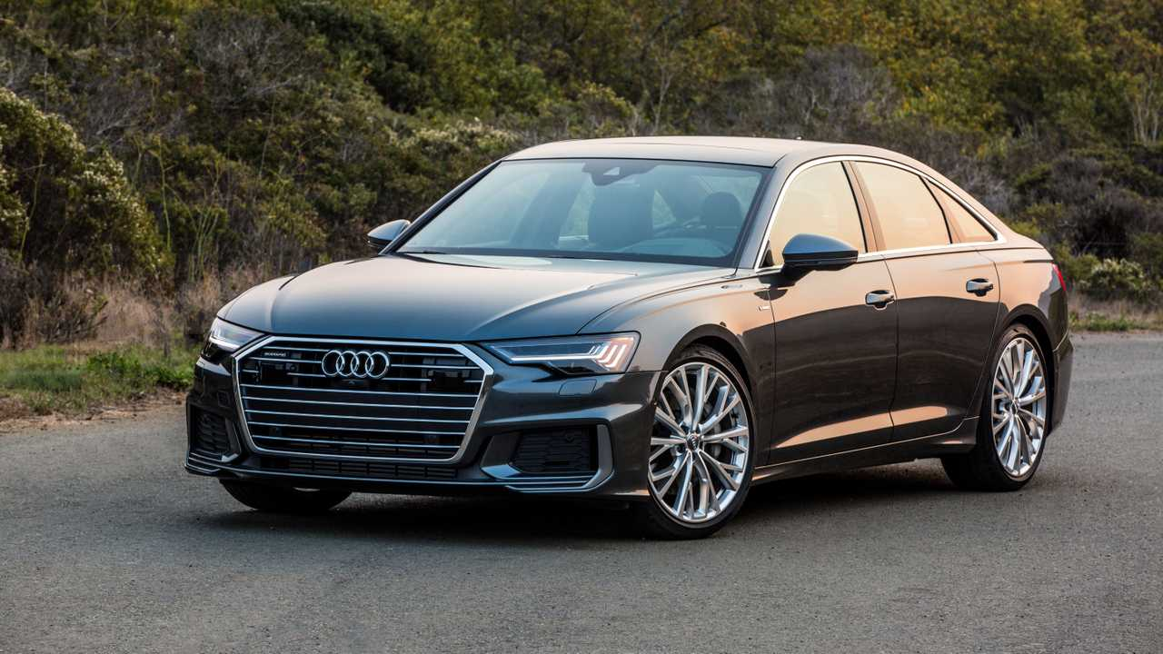 3. 2019 Audi A6: 7.4/10