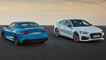 2020 Audi RS5 Coupe, RS5 Sportback makyaj