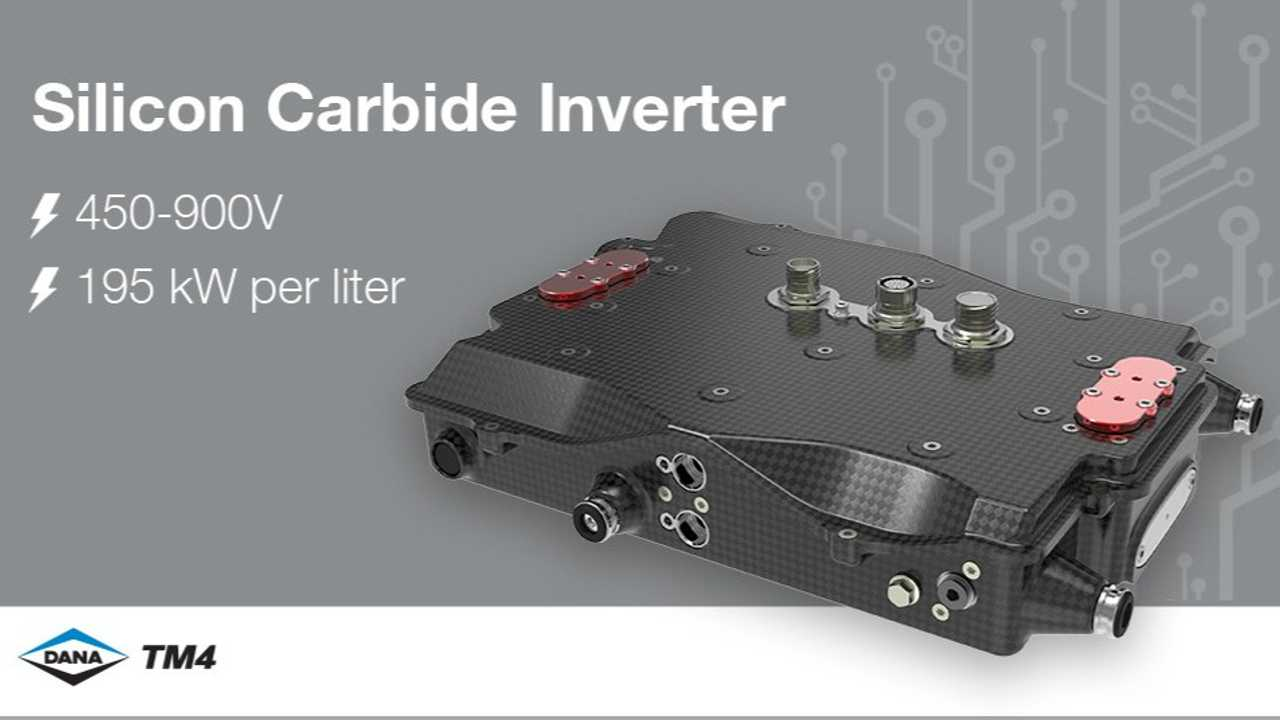 Dana Silicon-carbide Inverter