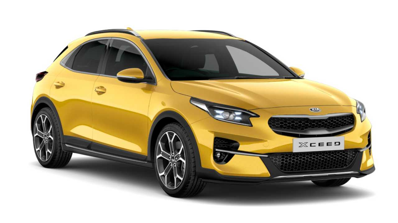 Kia XCeed Edition
