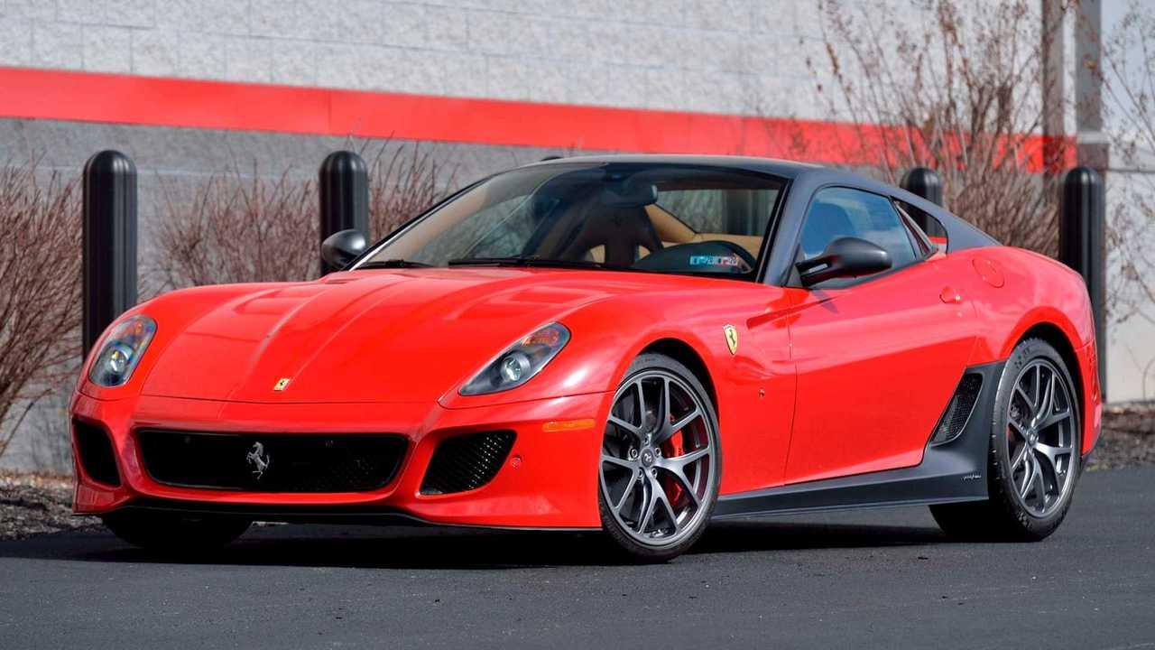 Ferrari 599 GTO 2011, a subasta por Mecum Auctions