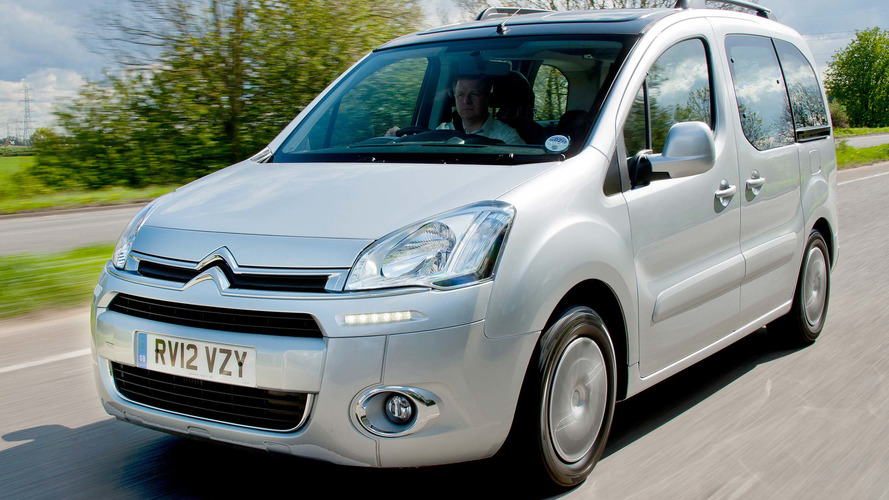2017 Citroen Berlingo Multispace