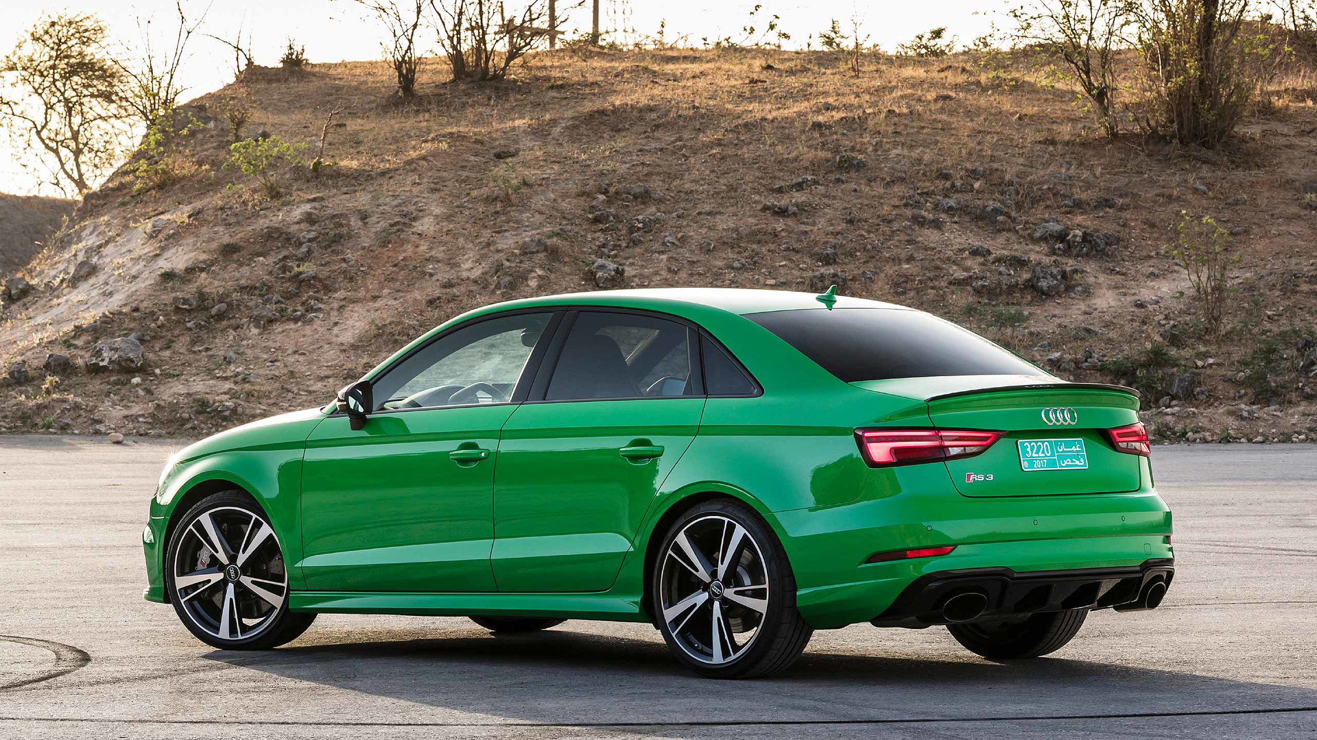 2018 Audi Rs3 Sedan First Drive The No